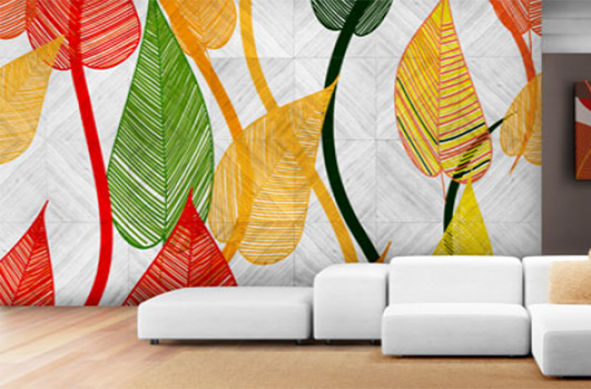 Custom wallpaper printing services digitek san francisco for Printed wallpaper